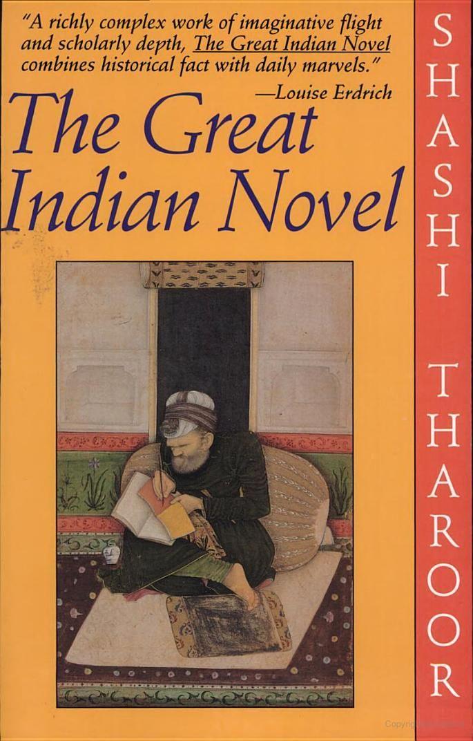 The Great Indian Novel - Shashi Tharoor