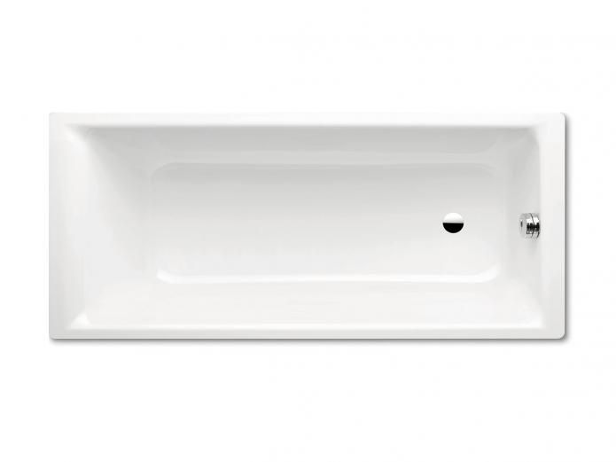 kaldewei puro 1600 inset bath with multifiller from reece | bathroom