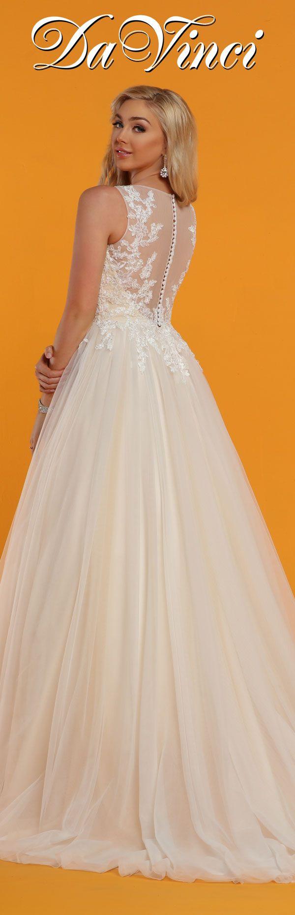 Davinci Bridal Style 50515 Wedding Gown Styles Bridal Dresses Online Davinci Wedding Dresses