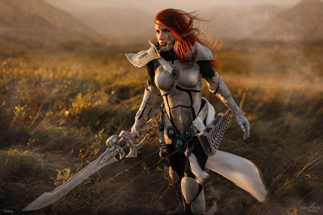 Howling Banshee - For vengeance! by Narga-Lifestream.deviantart.com on @DeviantArt
