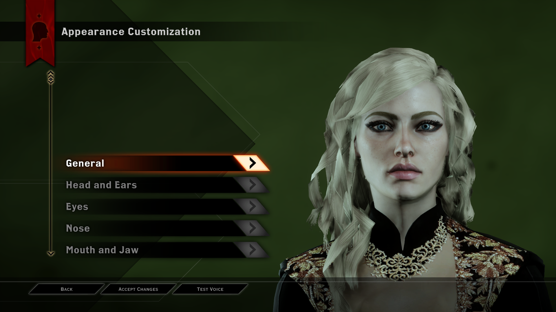 Curls for Humans Elves and Dwarves at Dragon Age