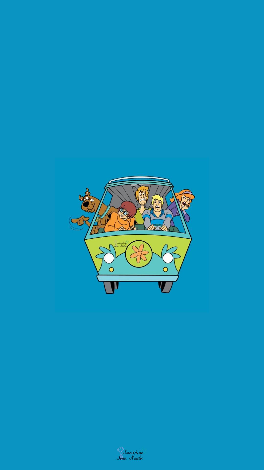 Scooby Doo Wallpaper Scooby Doo Images Scooby Doo Mystery Incorporated Cartoon Wallpaper Iphone