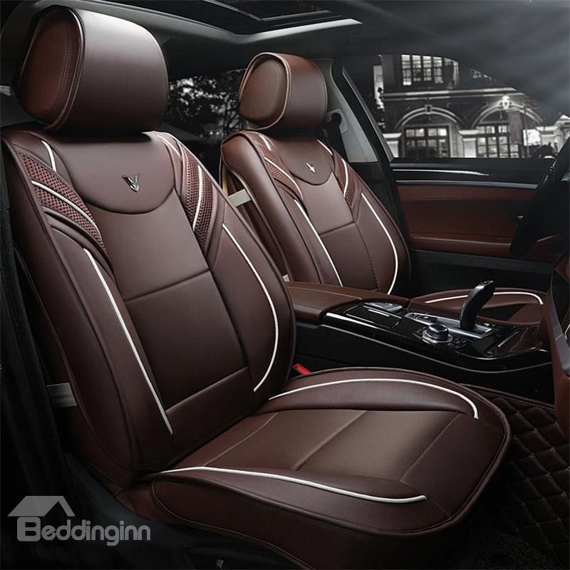 Active Sports Style Leather Harmonious Colors Universal Car Seat Covers Car Seats Leather Car Seat Covers Car Accessories
