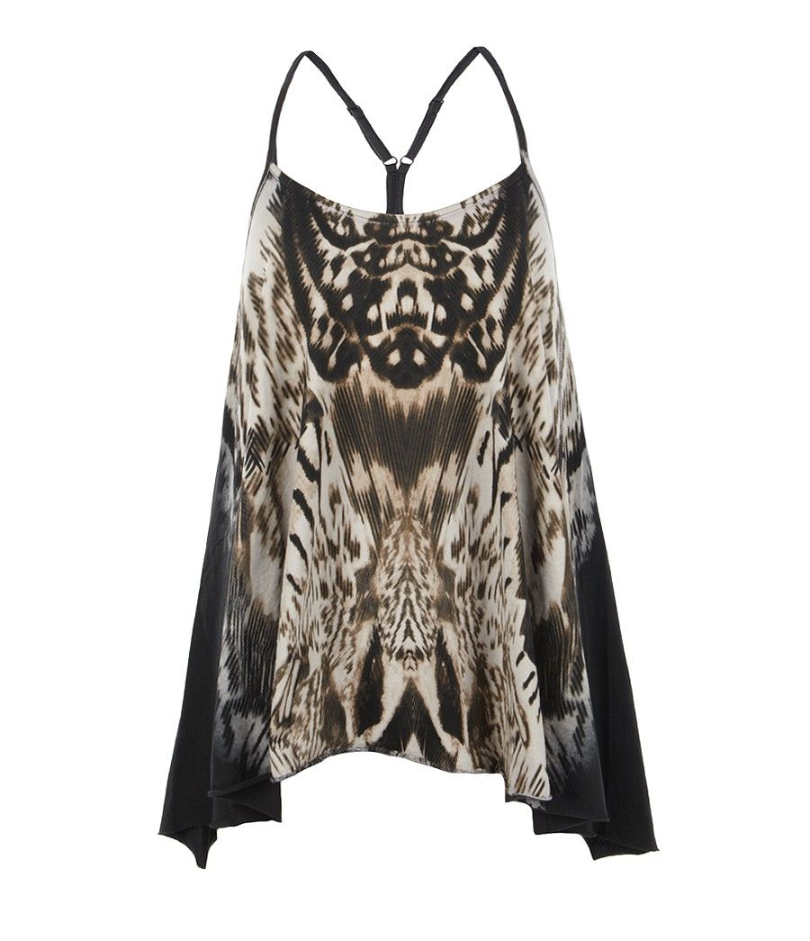 Aviary vest women tops allsaints spitalfields did you know