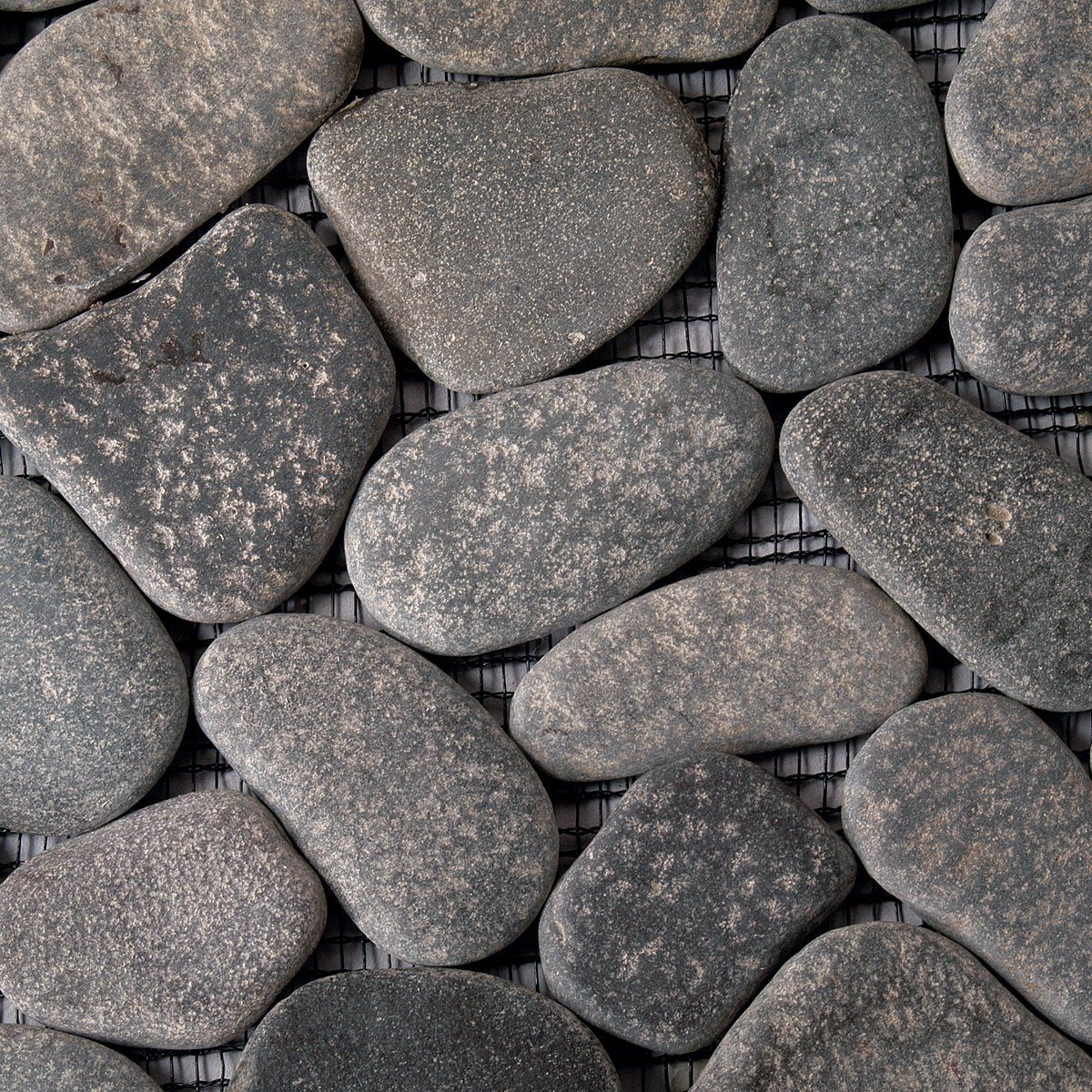 Good Solistone 6009 River Gray River Rock Floor Tile   Floors And Surfaces