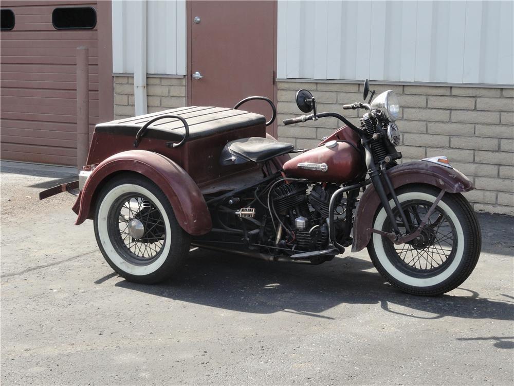1947 Harley Davidson Servi Car Trike Motorcycle Harley Davidson Bikes Harley