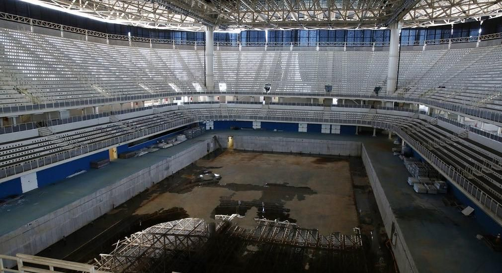 Photo of Rio's Olympic venues six months on  in pictures