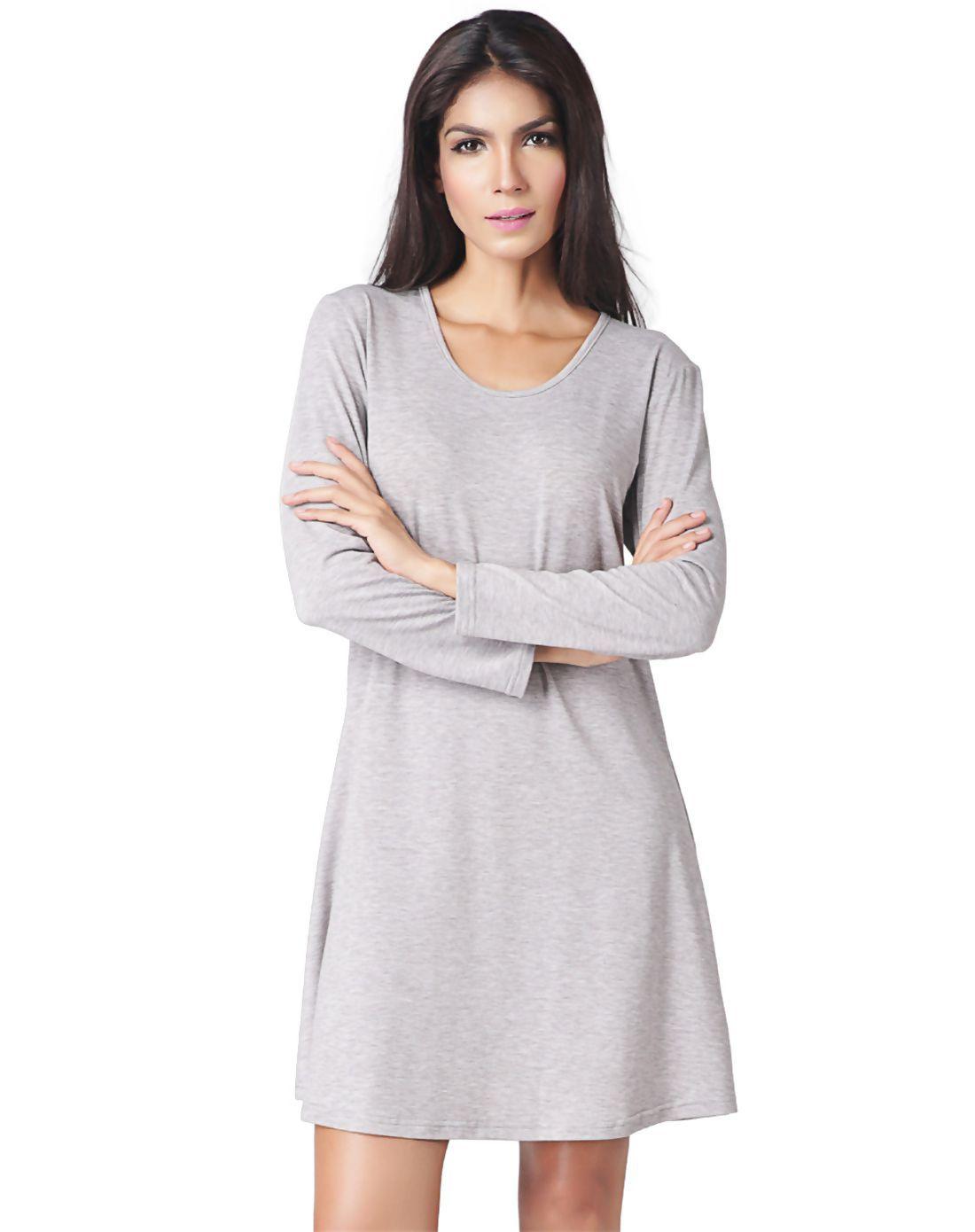 Adorewe vipme aline dressesdesigner lztlylzt gray plain round