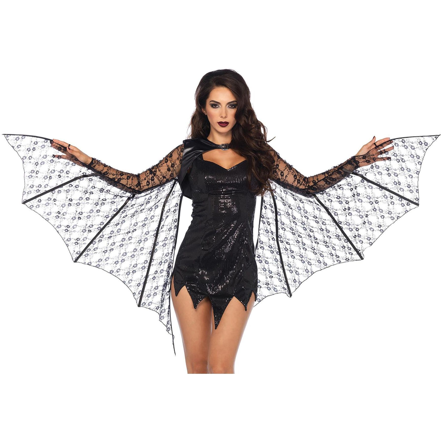 Shrug Lace Bat Wings | Products, Bat wings and Wings