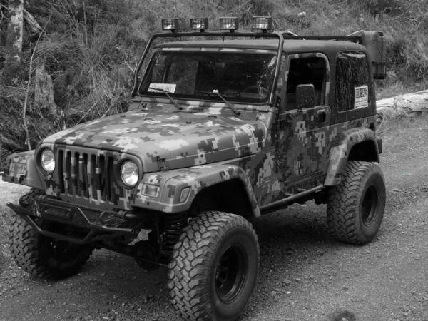 Digital Camo Tj Camo Truck Camo Truck Accessories Classic Jeeps