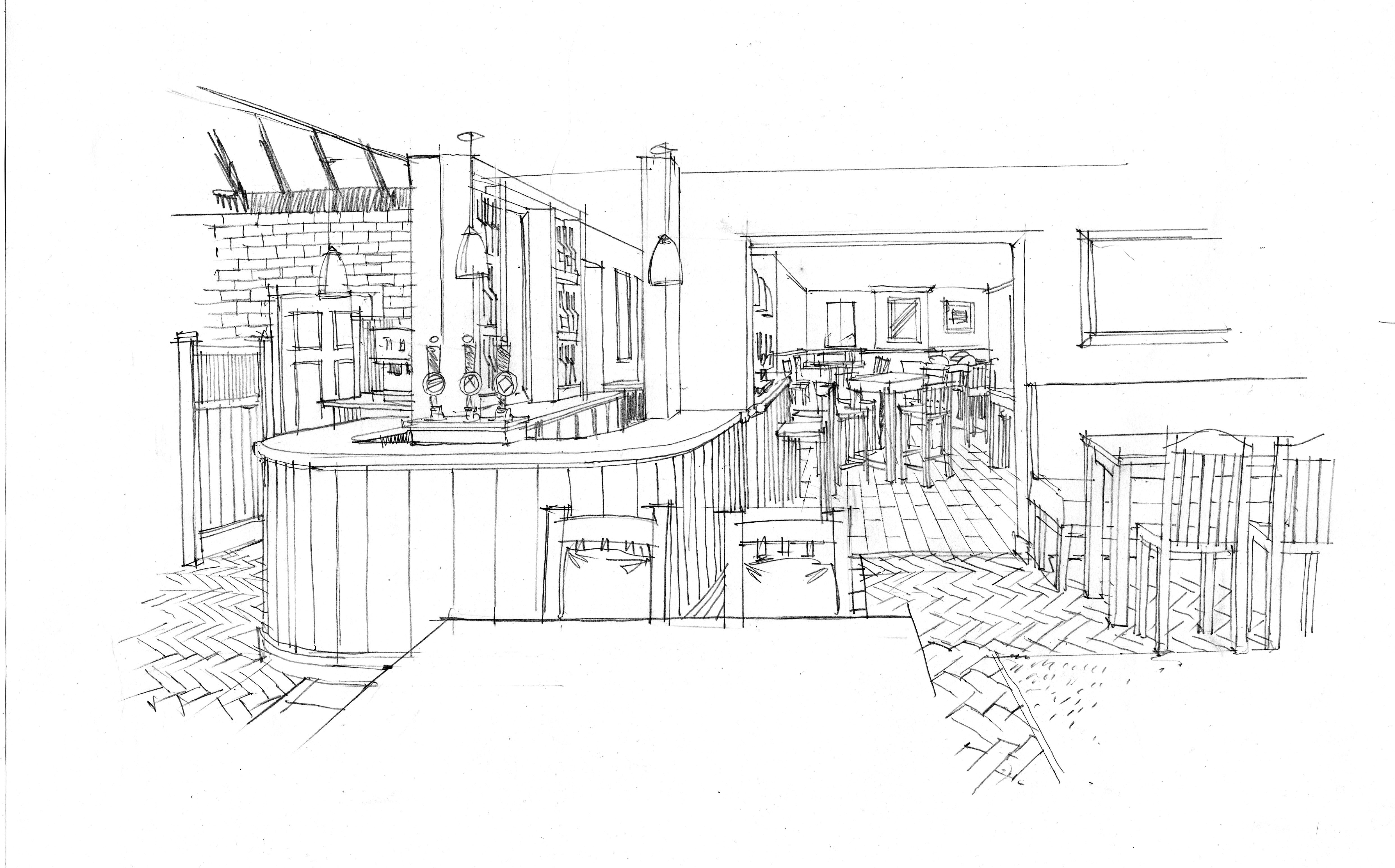 Bar Design By Sea Design Group Adesigngroup