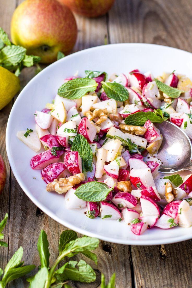 radieschen-apfel-minz-salat — C A N • B A L L E T