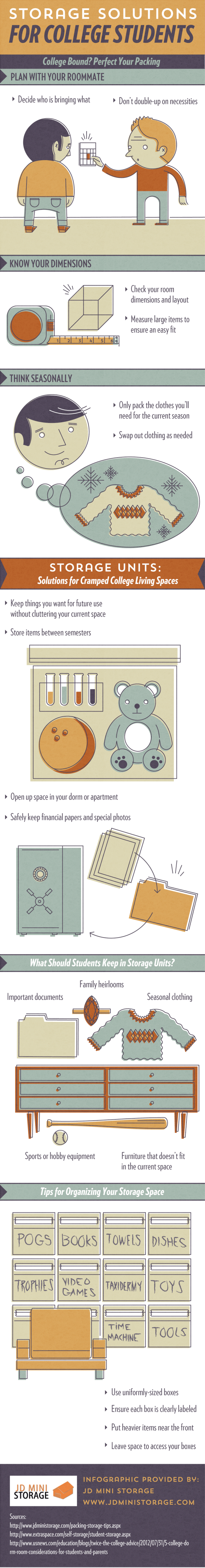 Storage units and college students go hand-in-hand! You can keep things  sc 1 st  Pinterest & Storage units and college students go hand-in-hand! You can keep ...