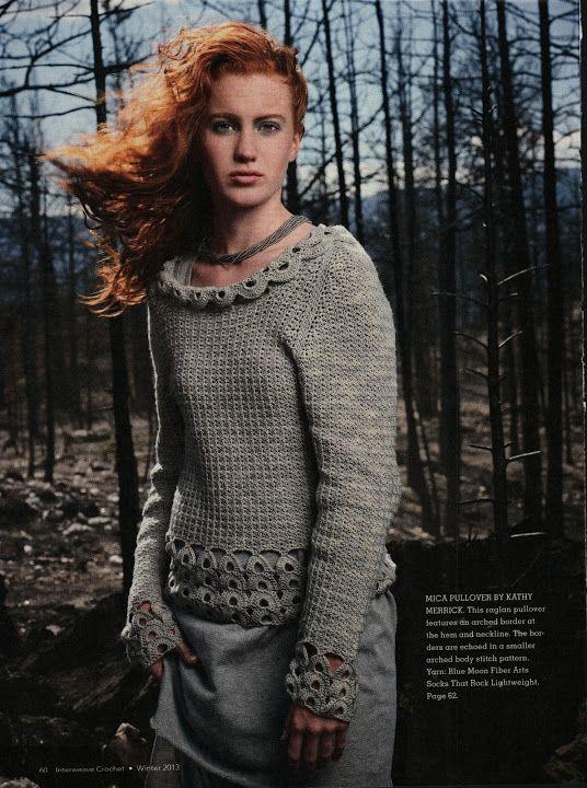 Interweave Crochet 2013 Winter - Jimali McKinnon - Picasa Web Albums