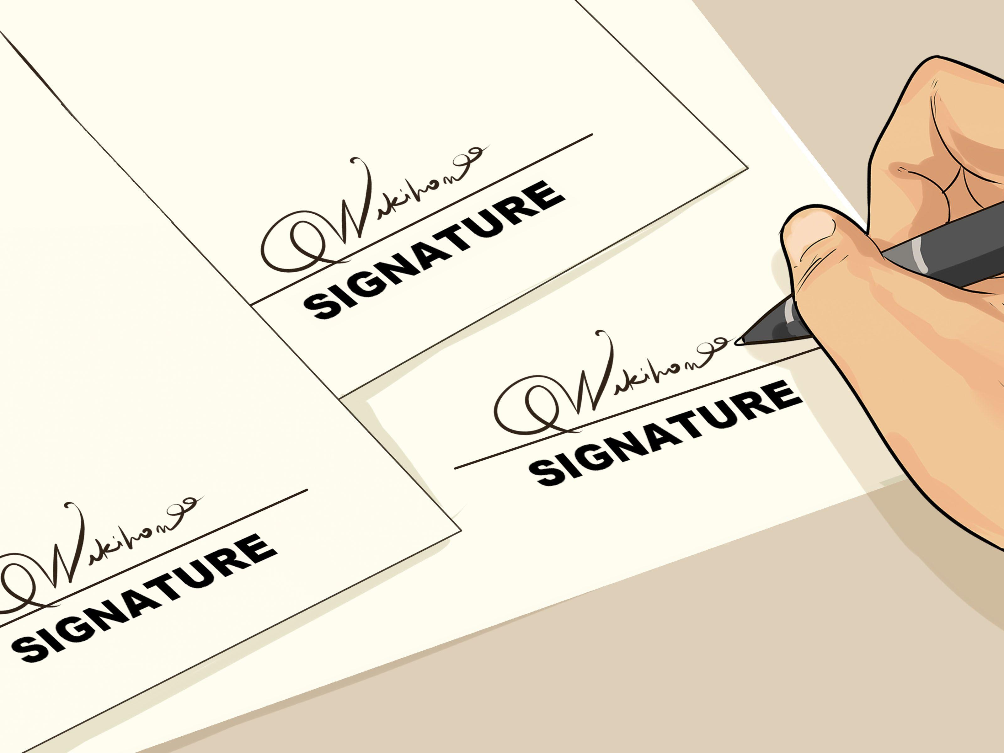 tener una firma cool | firmas | Pinterest | Muy divertido, Probar y ...