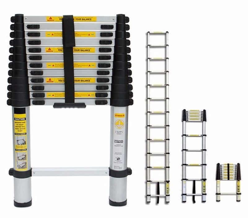 Best Telescoping Ladders Aluminium Ladder Ladder Aluminum
