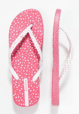 betrouwbare kwaliteit geweldige specials 100% hoge kwaliteit Ipanema Flip flops - pink/white - Zalando.co.uk | Garota de ...