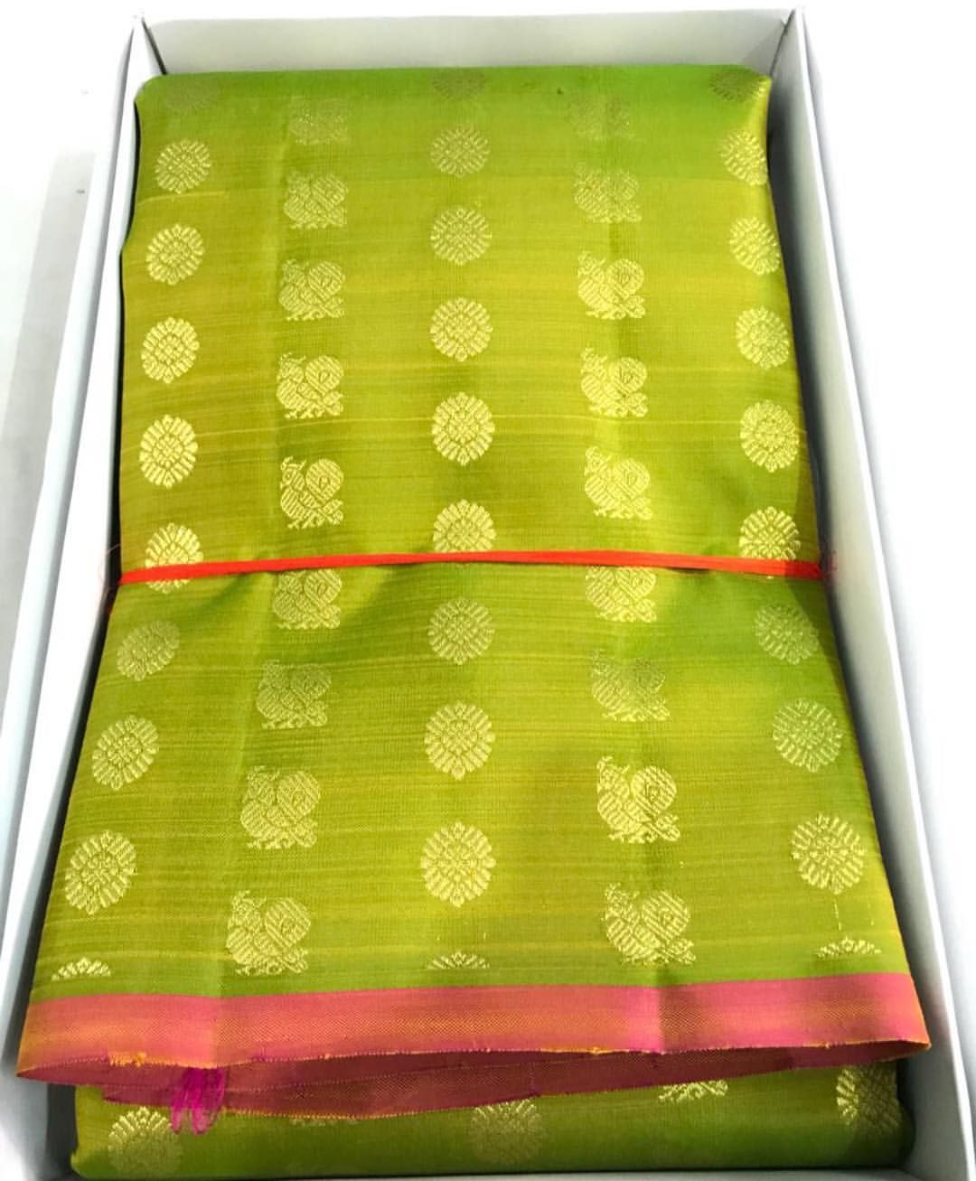 Pure silk Saree by Eternal Weaves! Free shipping within