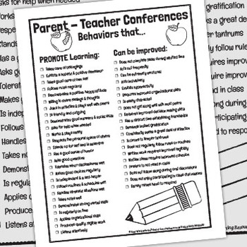 Use this handy, stylized Progress Report checklist to show