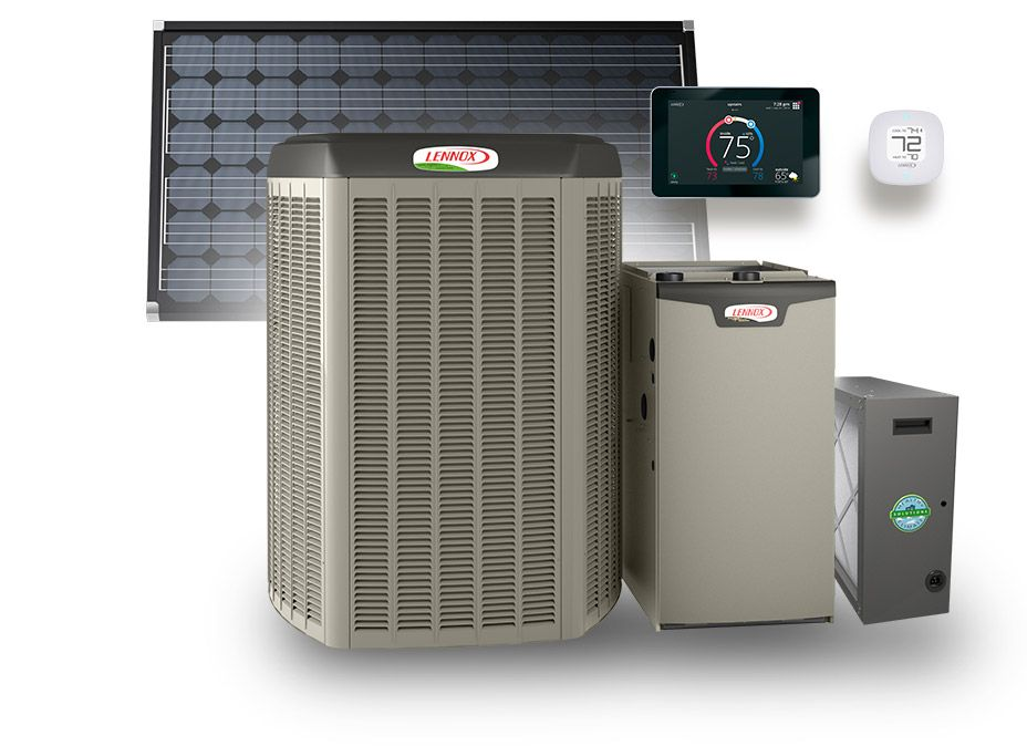 Comfort Systems Ultimate Comfort System From Lennox Residential