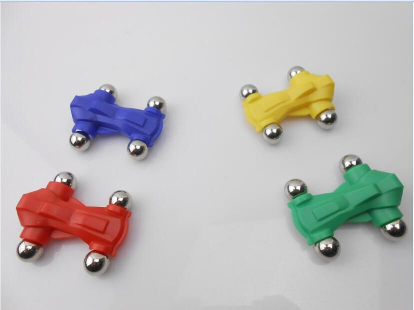 Mini Magnetic Toy Car with Metal Ball Wheels 4-Piece Pack Online with $6.73on Billclinton's Store | DHgate.com