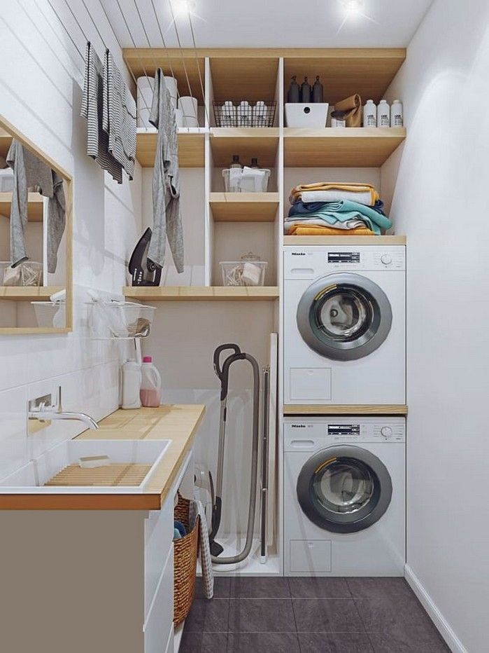 139 perfect laundry room designs ideas