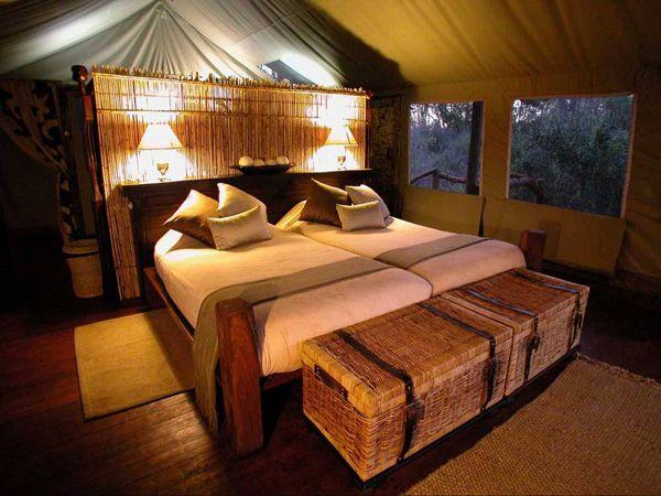 Accommodations Africa Adventure Consultants Yurt Interior Tent Interior Design