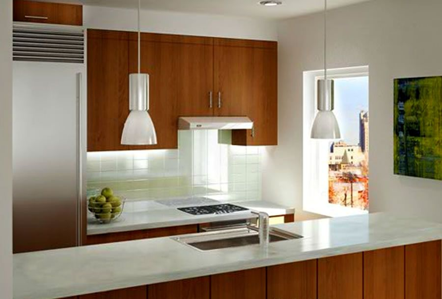 Kitchen Design Brooklyn Cool Modern Nyc Apartment Design  Google Search  Apt Apartment Design Decorating Inspiration