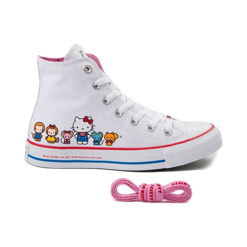 0bc42bbf03c13 Converse Chuck Taylor All Star Hi Hello Kitty® Friends Sneaker ...