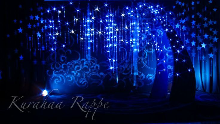 star midnight blue quinceanera decorations - Google Search ...