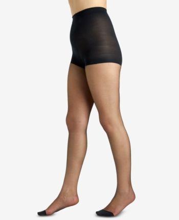 2b5d03f2bdfb5 Berkshire Women's Ultra Sheer Control Top with Reinforced Toe Hosiery 4419  - Black