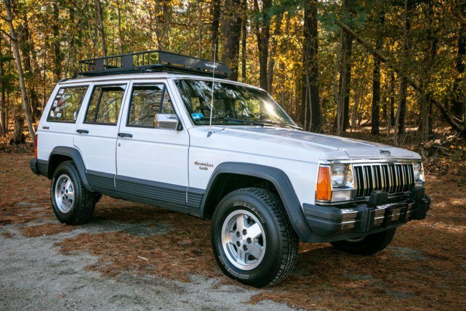 1990 Jeep Cherokee Laredo 4×4 Jeep cherokee laredo, Jeep