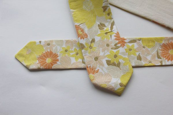 skinny tie pattern | Tie pattern, Patterns and Sewing projects