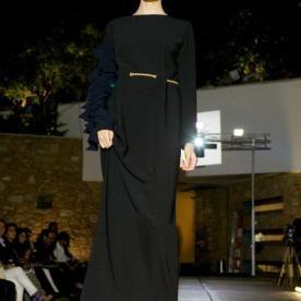 Colecção outono/inverno 2012 Andreia Marques Maxi-dress