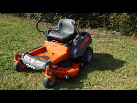 Husqvarna Z246 Zero Turn Lawn Mower 46″   20 hp Briggs Spring Promotion is part of lawn Mower Spring - This unit is a Husqvarna Z246 zero turn lawn mower featuring a 20 Hp Briggs & Stratton E