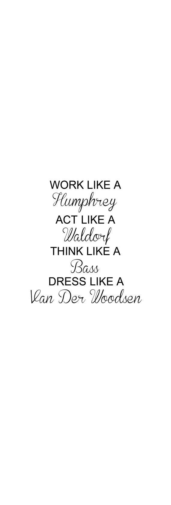 work like a gossip girl humphrey act like by thevinyldestination work like a gossip girl humphrey act like by thevinyldestination