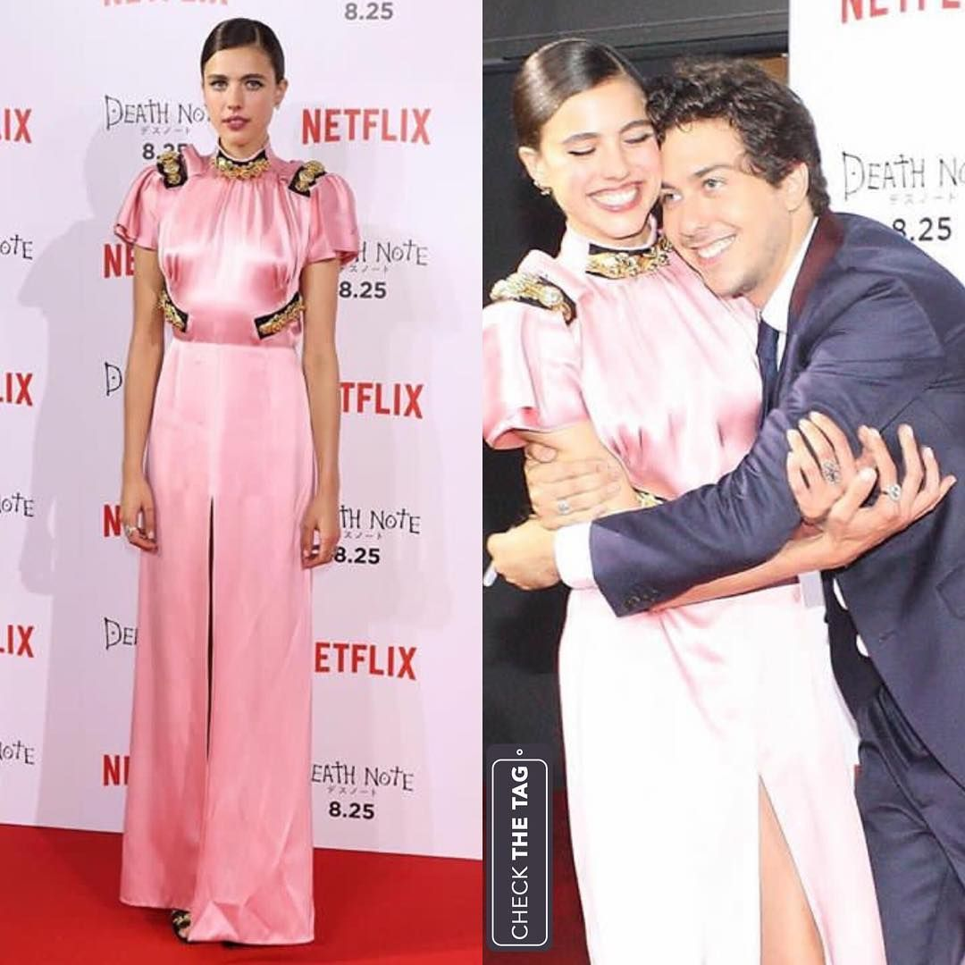 Who: Margaret Qualley Wearing: Prada Where: \