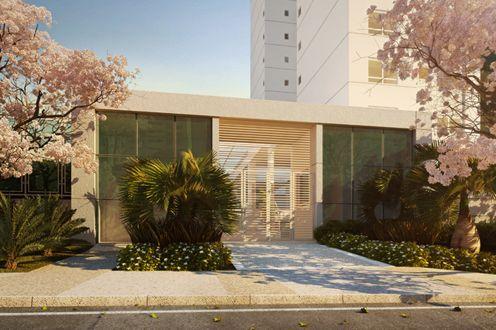 Blanc Campo Belo Cyrela, Apartamento com 185 a 251m², 4 dorms (2 suítes), 3 e 4 vagas. à venda www.alenkar.com.br