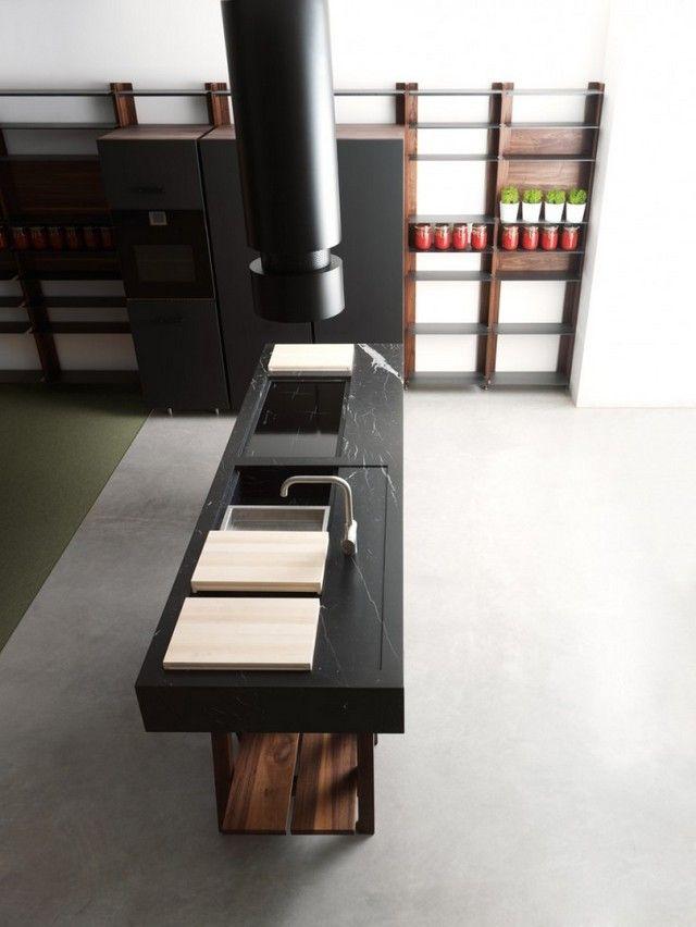 Convivio modulare Küchenmöbel von Enzo Berti in 2020