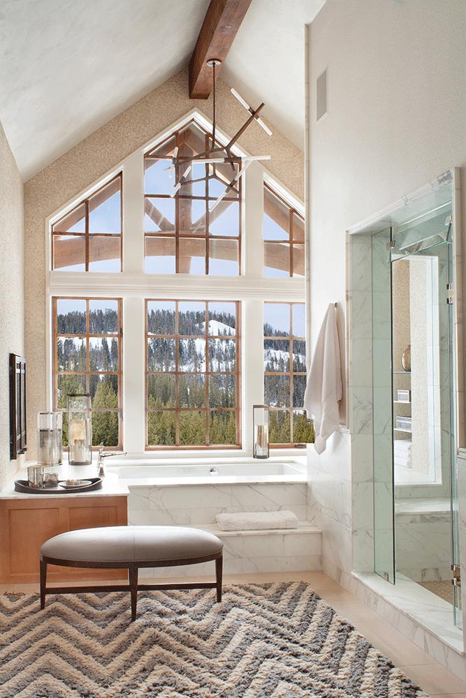 Lisa Kanning Interior Design   Mountain Projects