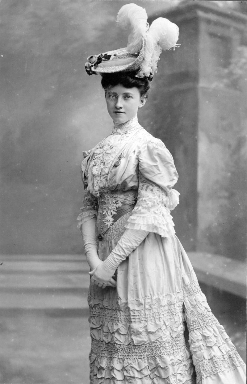 Late Victorian And The Gilded Age Fashion
