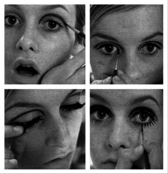 Comment adopter le look Twiggy ? Maquillage cheveux