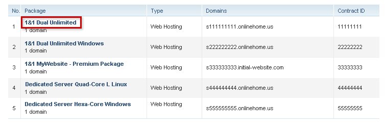 1&1 Help Center - Point a Domain to 1&1 Name Servers | Blogging