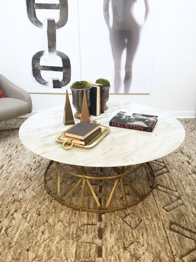Coffee Table Styling Cococozy Coffee Table Styling Coffee Table Marble Round Coffee Table [ 1067 x 800 Pixel ]