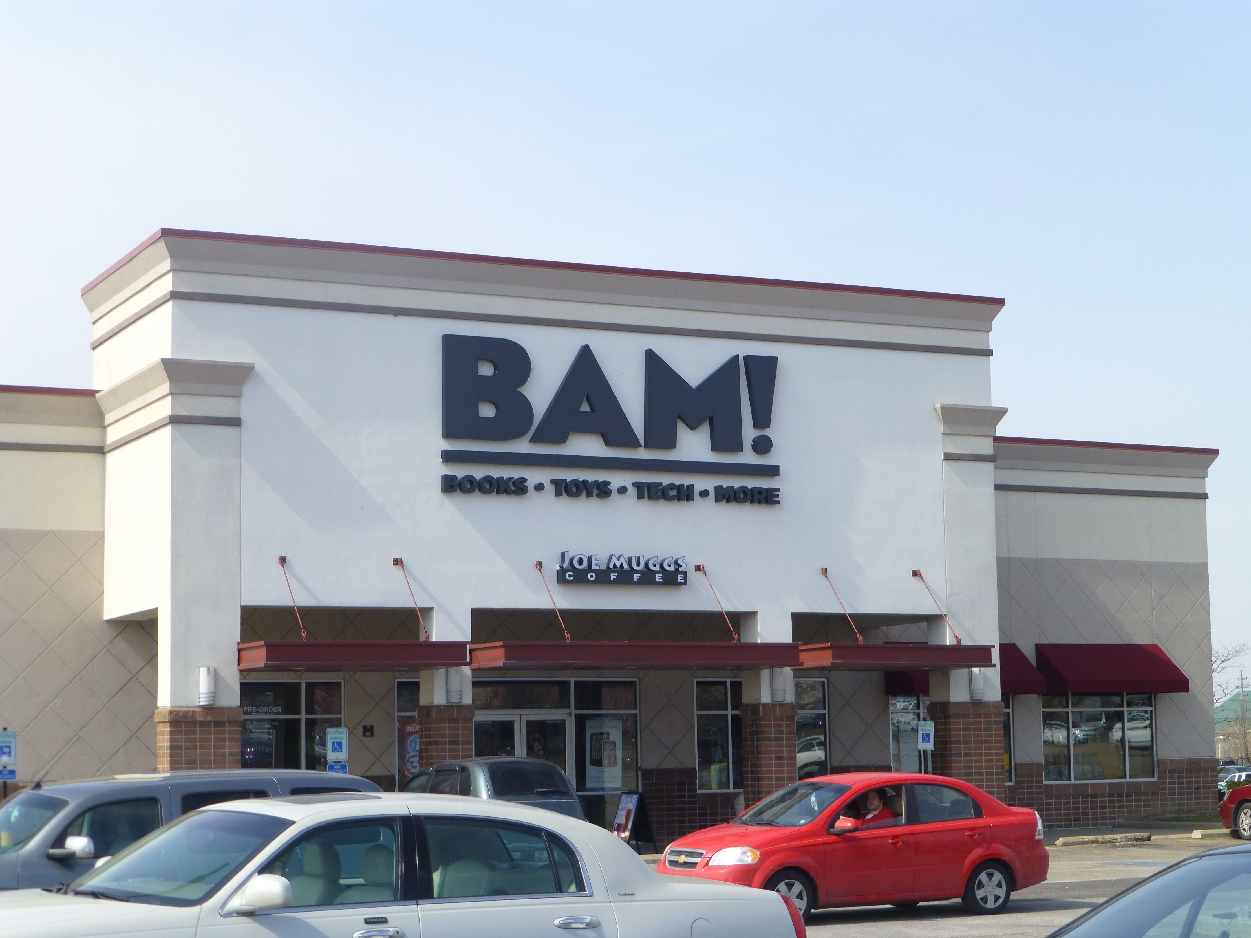 A BooksAMillion Bookstore in Ohio (With images) Books