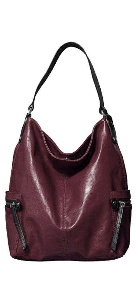 Tano Bag Check Fab Leather Handbags Hobo Handbag