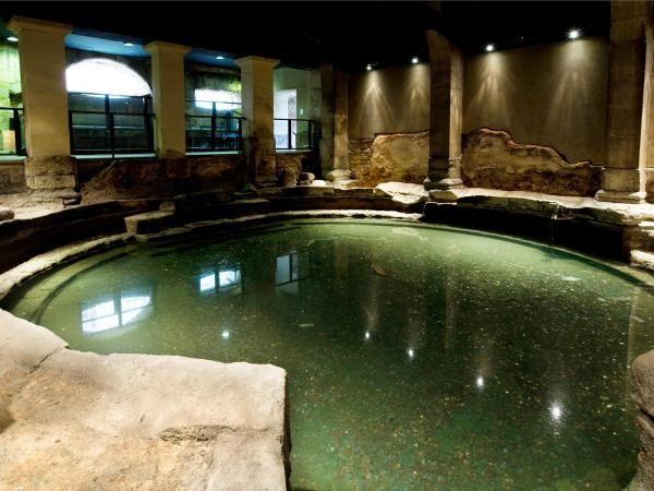Image: Circular Bath