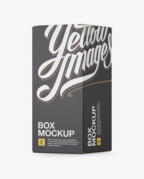 Download Rough Carton Box Mockup Half Side View In Box Mockups On Yellow Images Object Mockups Mockup Free Psd Box Mockup Free Psd Mockups Templates