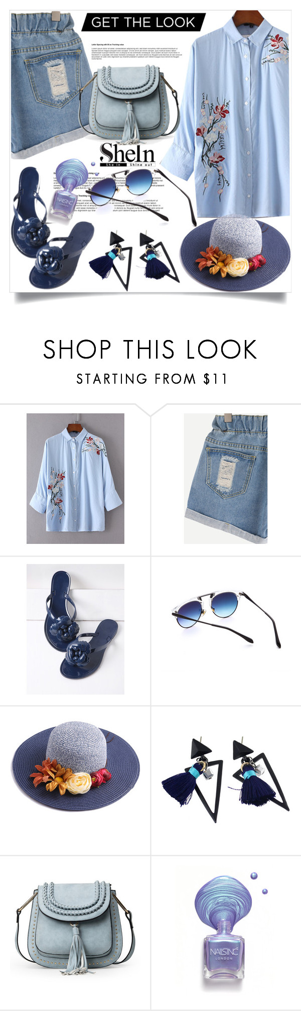 """""""shein"""" by perfex ❤ liked on Polyvore"""