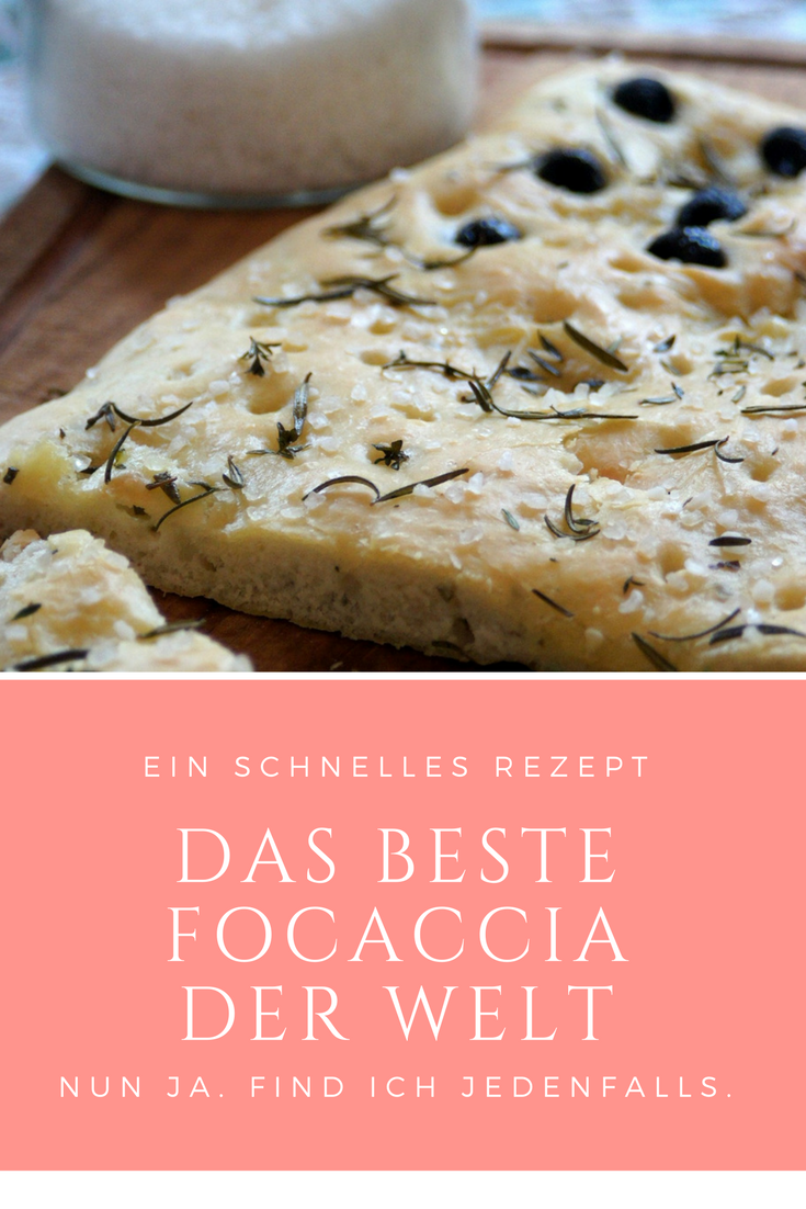 Photo of The best focaccia in the world: delicious bread recipe